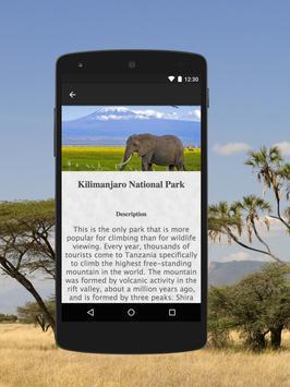 Arusha Safari screenshot 1