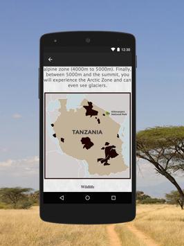 Arusha Safari screenshot 2