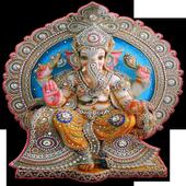 Ganesh Chaturthi Greeting Card icon