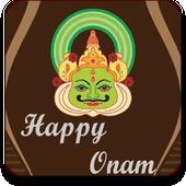Happy Onam Greetings иконка
