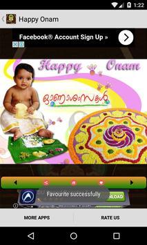 Happy Onam Greetings 截图 6