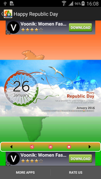 Happy Republic Day Sms screenshot 5