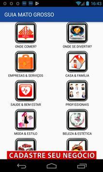 Guia Mato Grosso poster