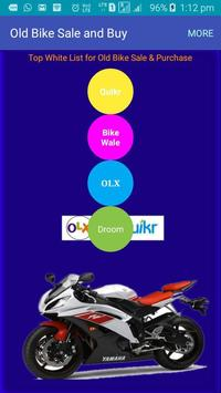 Old Bike Sale and Buy –Used Bike, Second Hand Bike poster