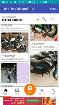 Old Bike Sale and Buy screenshot 1