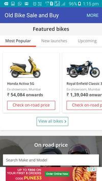 Old Bike Sale and Buy –Used Bike, Second Hand Bike screenshot 4