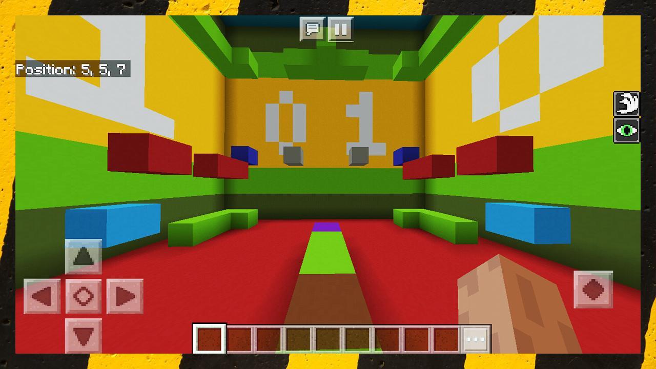 Karte Minecraft.Neue Parkour Adventure Karte Minecraft Pe Fur Android Apk