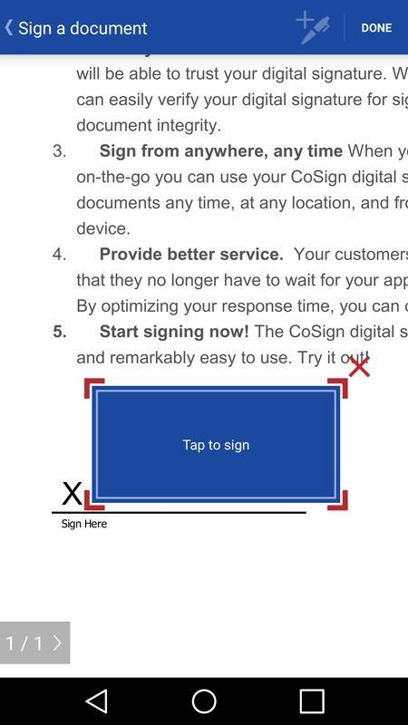 Cosign. Version user guide pdf.