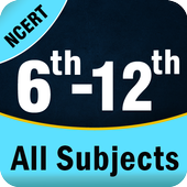 NCERT 6th to 12th ALL BOOKS icon