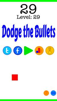 Dodge the Bullets poster