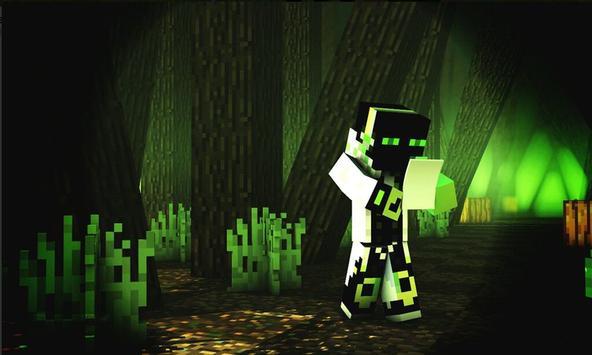 Skin Arazhul HD For Minecraft PE screenshot 1