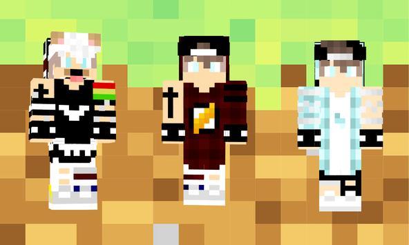 Skins Zpekeno For Minecraft PE For Android APK Download - Skins para minecraft zpekeno