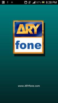 ARYfone poster