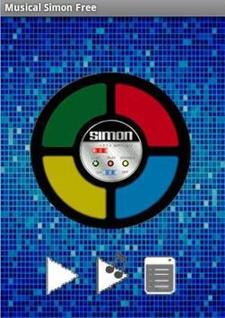 Musical Simon Free poster