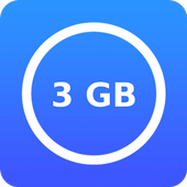 3 GB RAM Memory Booster icon