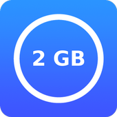 2 GB RAM Memory Booster icon