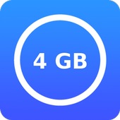 4 GB RAM Memory Booster icon