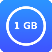 1 GB RAM Memory Booster icon