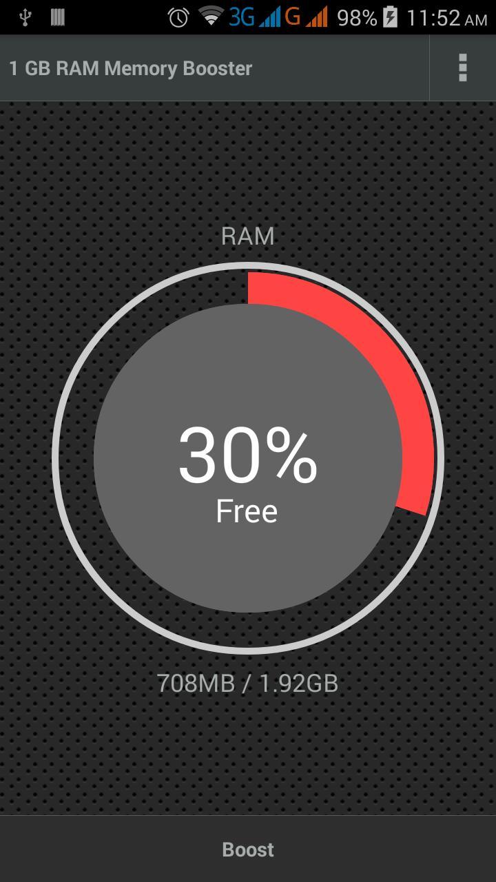 1 GB RAM Memory Booster Pro v4.4.5 MOD APK [Latest] 3