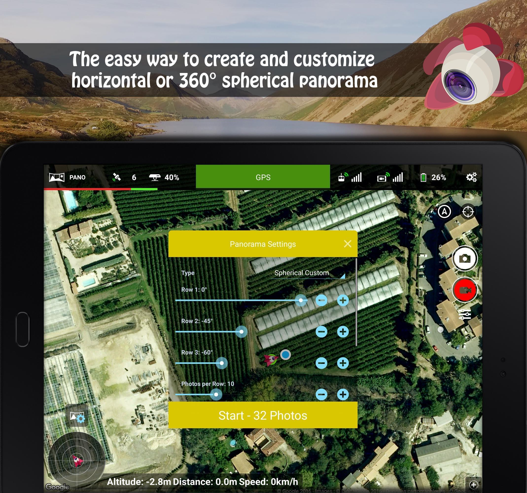 Litchi for DJI Phantom 2 for Android - APK Download