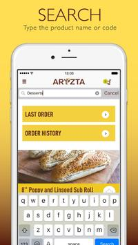 ARYZTA Food Solutions apk screenshot