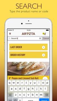ARYZTA Food Solutions screenshot 1