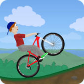 Wheelie Bike icon