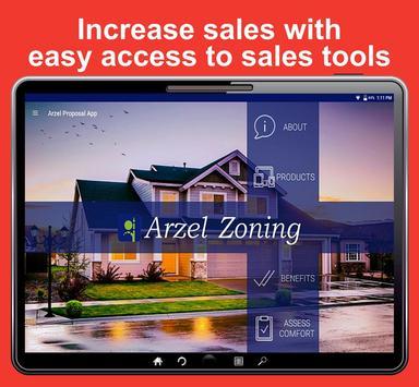 Arzel Proposal App screenshot 3