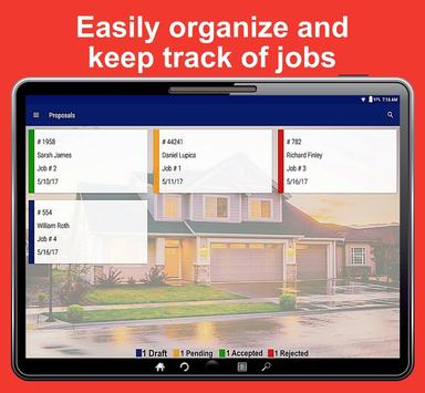 Arzel Proposal App screenshot 2