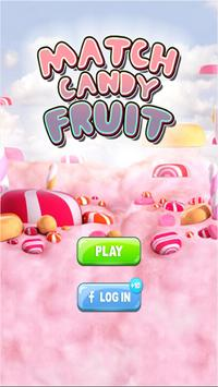 Match Fruit Candy 2018 poster