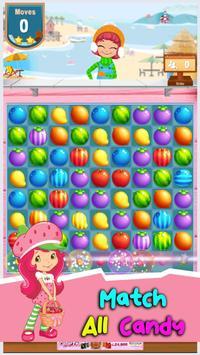 Fruit Match - Candy Fruit Jam poster