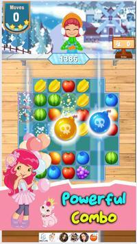Fruit Match - Candy Fruit Jam screenshot 1