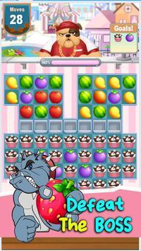 Fruit Match - Candy Fruit Jam screenshot 2