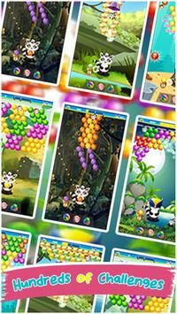 Kitty Pop Bubble Shooter poster