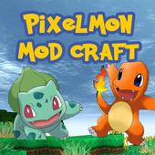 Pixelmon mod craft icon