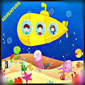 Submarine Sea Adventure icon