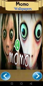 Momo Scary Wallpapers Free screenshot 5