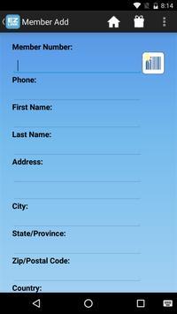 Data EZLink screenshot 2