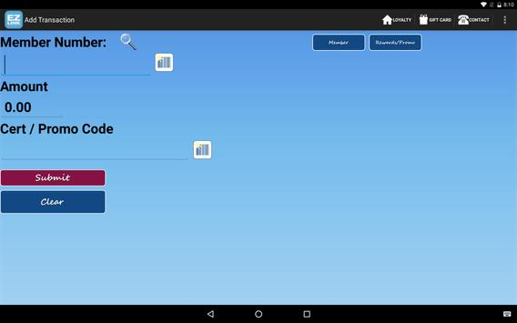 Data EZLink screenshot 3