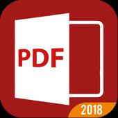 PDFリーダー- 電子ブックリーダー& PDFリーダー アイコン