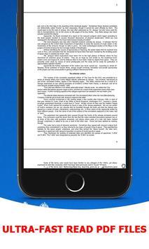 5 Schermata Visualizzatore PDF & Lettura Libri PDF, PDF Viewer