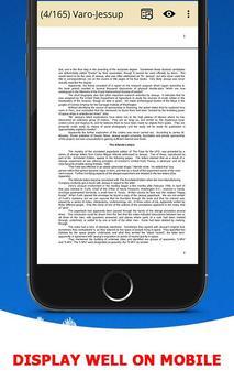 6 Schermata Visualizzatore PDF & Lettura Libri PDF, PDF Viewer