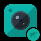 Silent Camera Pro icon