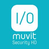 muvit I/O Security icon