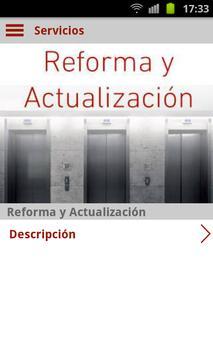 Ascensores Yelamos screenshot 3