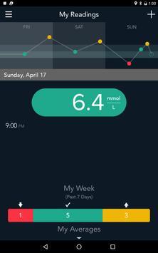 CONTOUR DIABETES app apk screenshot