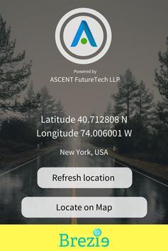 LatLong Accurate Latitude and Longitude GPS App apk screenshot