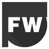 Flat White Icon Pack icon