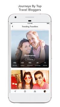 TraveLibro - Visual Travel Journeys apk screenshot