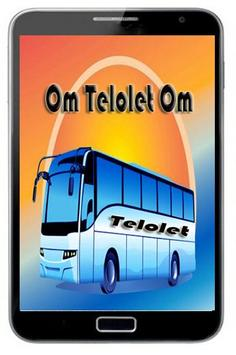 Om Telolet Om poster